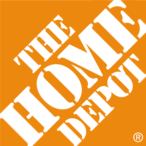 Homes vector abstract. The home depot logo