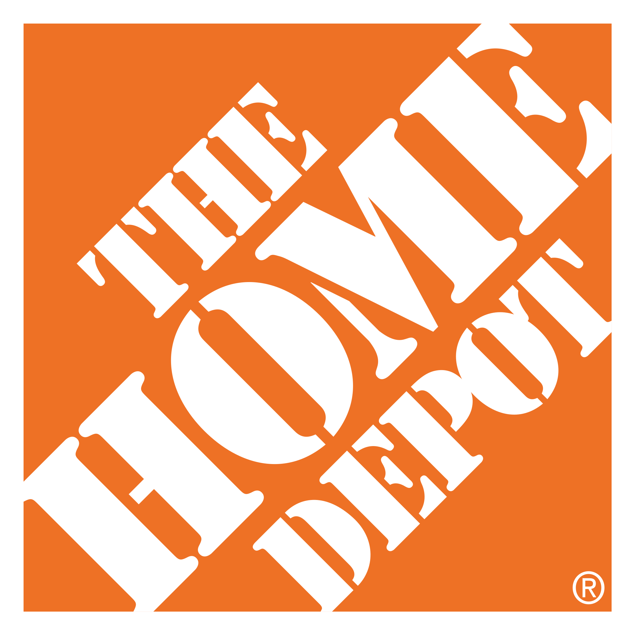 home depot icon png