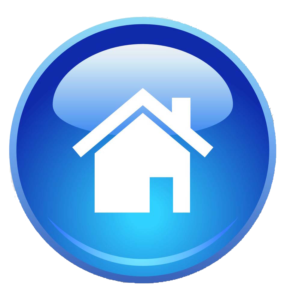 Home icon blue png. Page free icons and