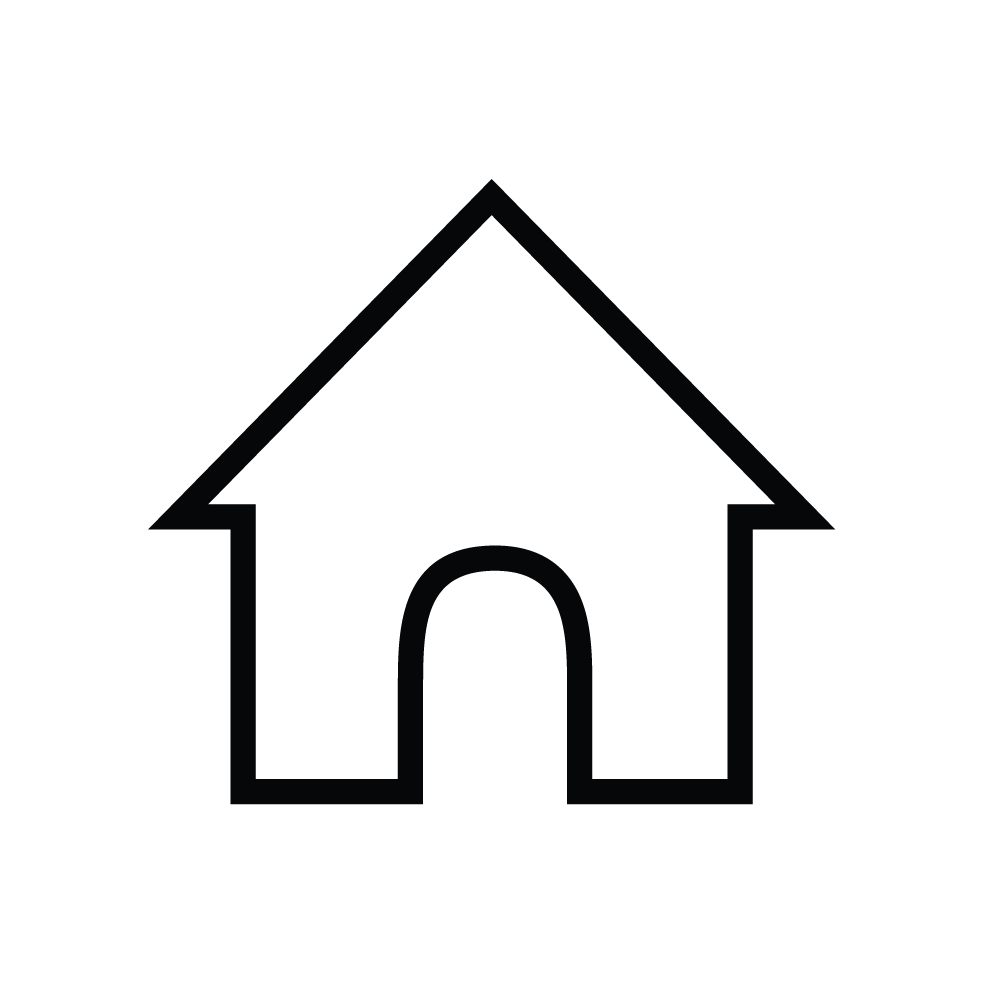Home icon png white. House free icons and