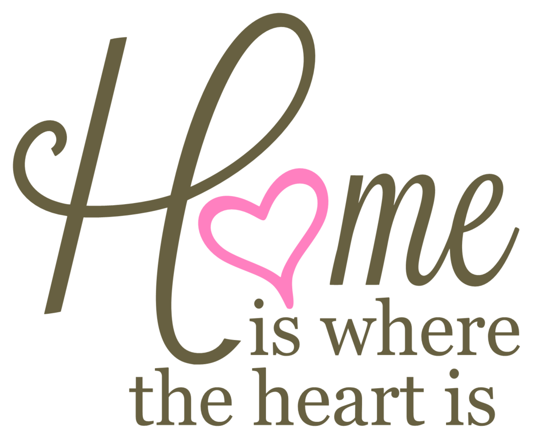 Home is where the heart is png. Sawdust swirls