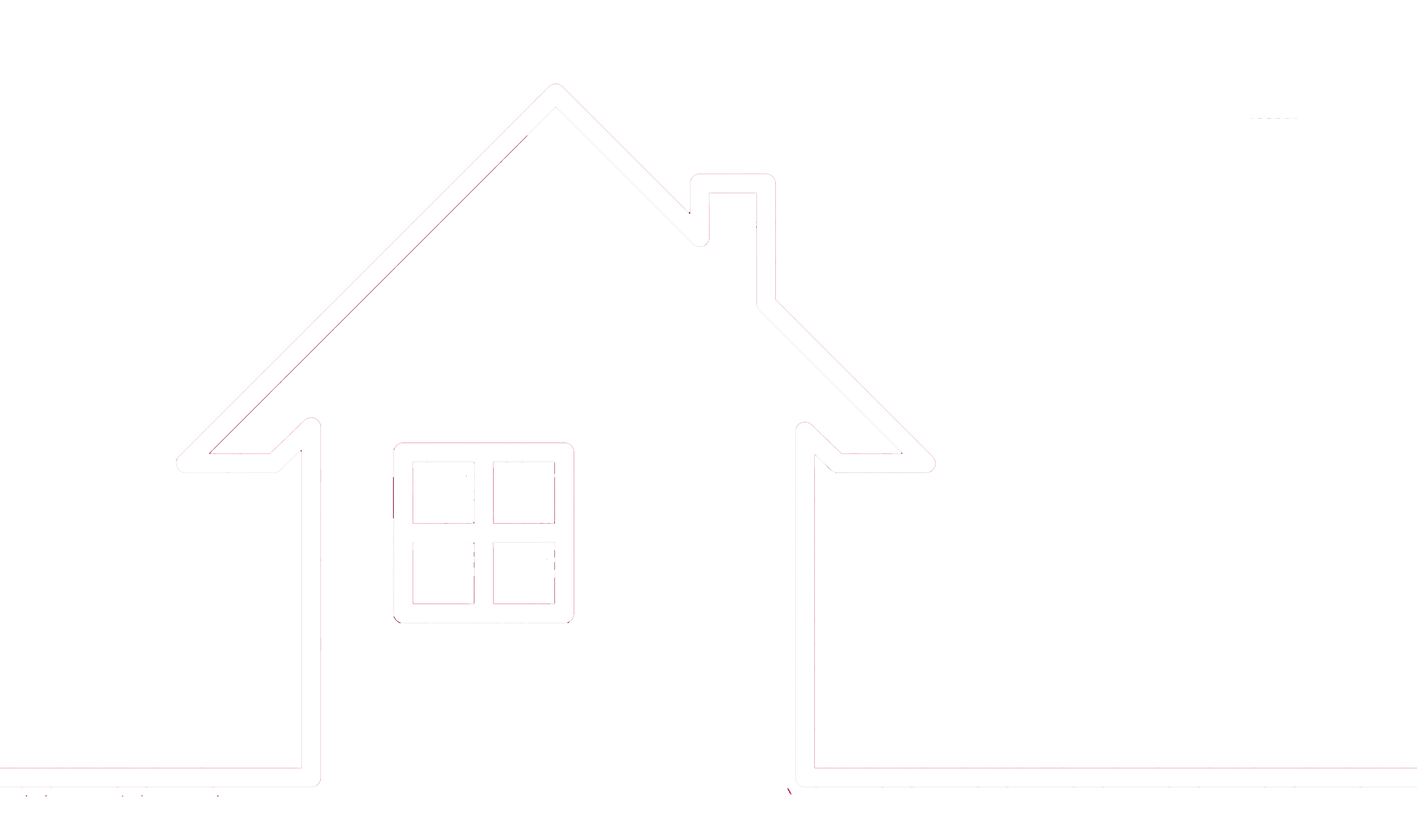 White Home Icon Transparent