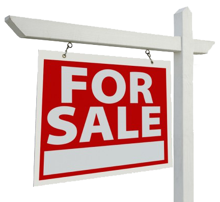 Home sold png. House for sale transparent