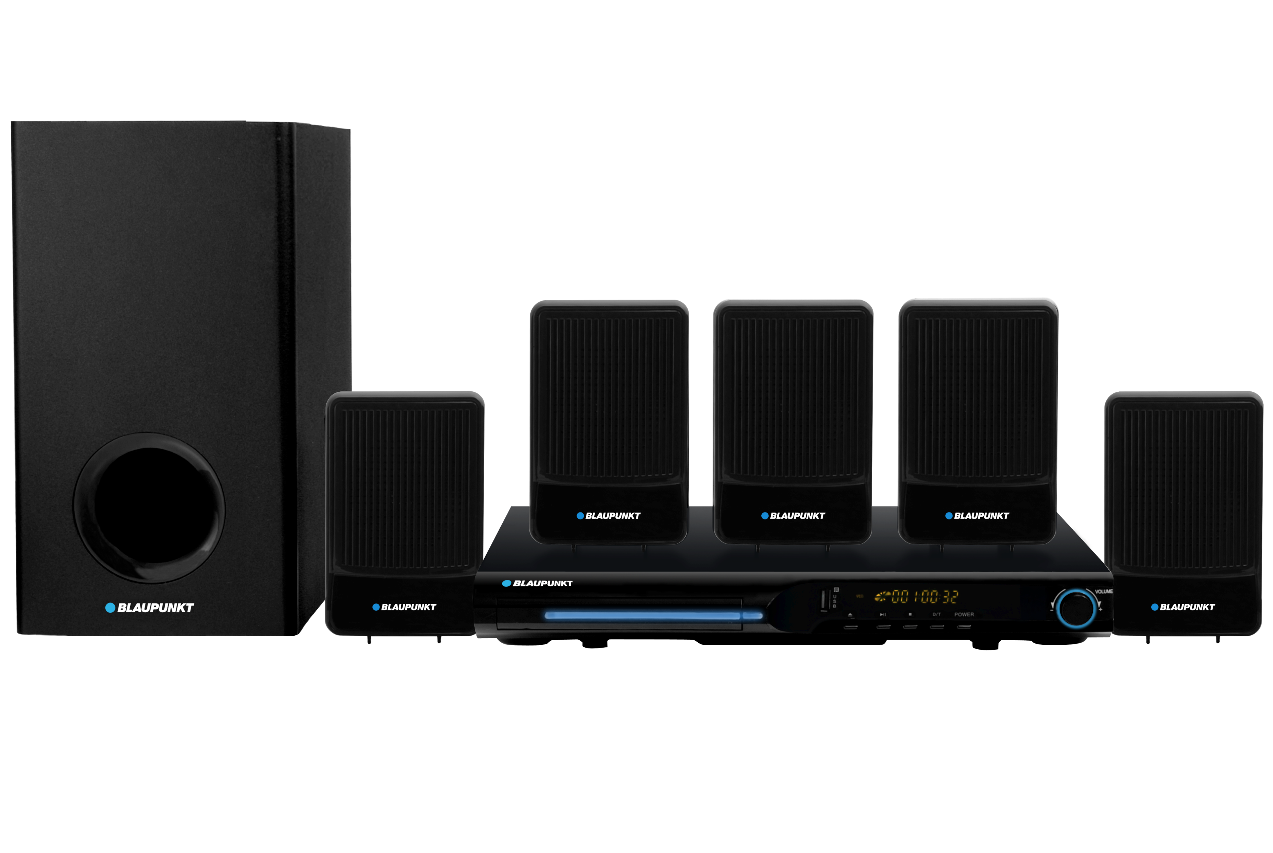 Home theater png. Blaupunkt theatre systems