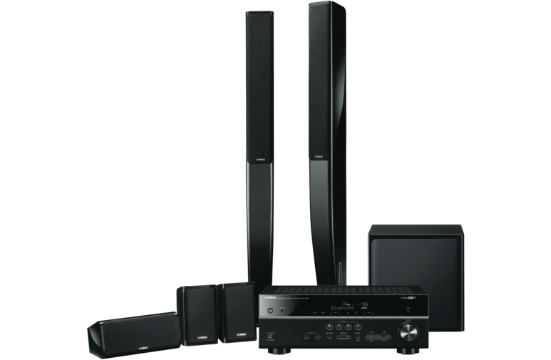 Home theater png. Yamaha yht aub ch