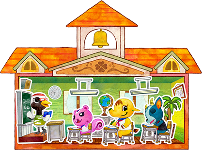 Home transparent japanese. New animal crossing happy