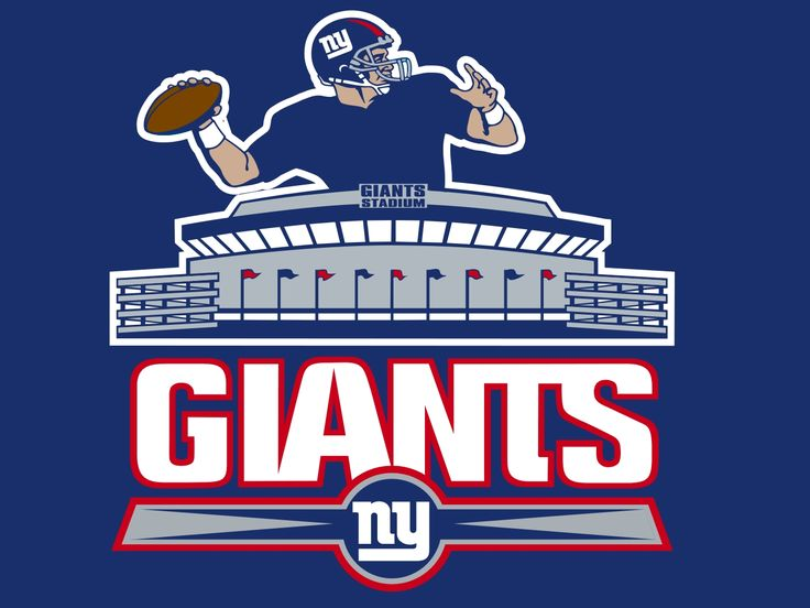 Homecoming clipart ny giants football. Best images on
