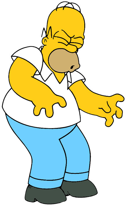 Homer drawing cute. Collection of free epitomized