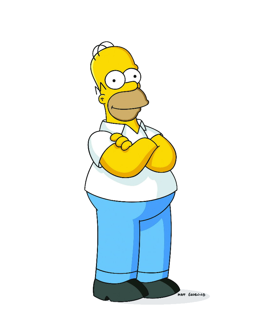 Homer drawing simson. Pin by leticia aur