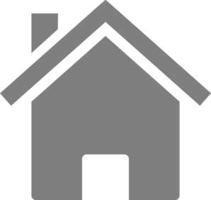 Collection of free houses. Homes vector black and white svg stock