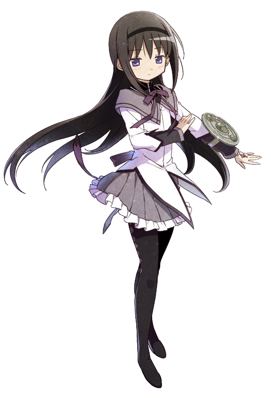 Homura transparent. Image magical outfit png