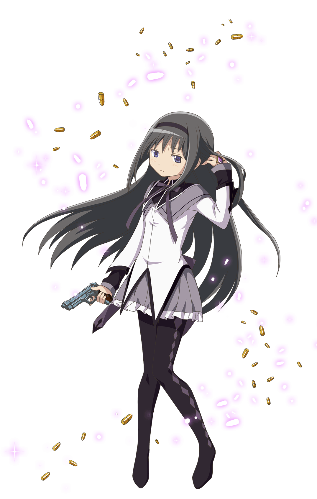 Homura Devil Transparent & PNG Clipart Free Download - YA-webdesign