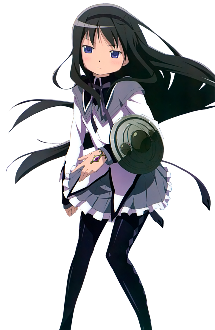 Homura transparent character. Akemi fighters of lapis