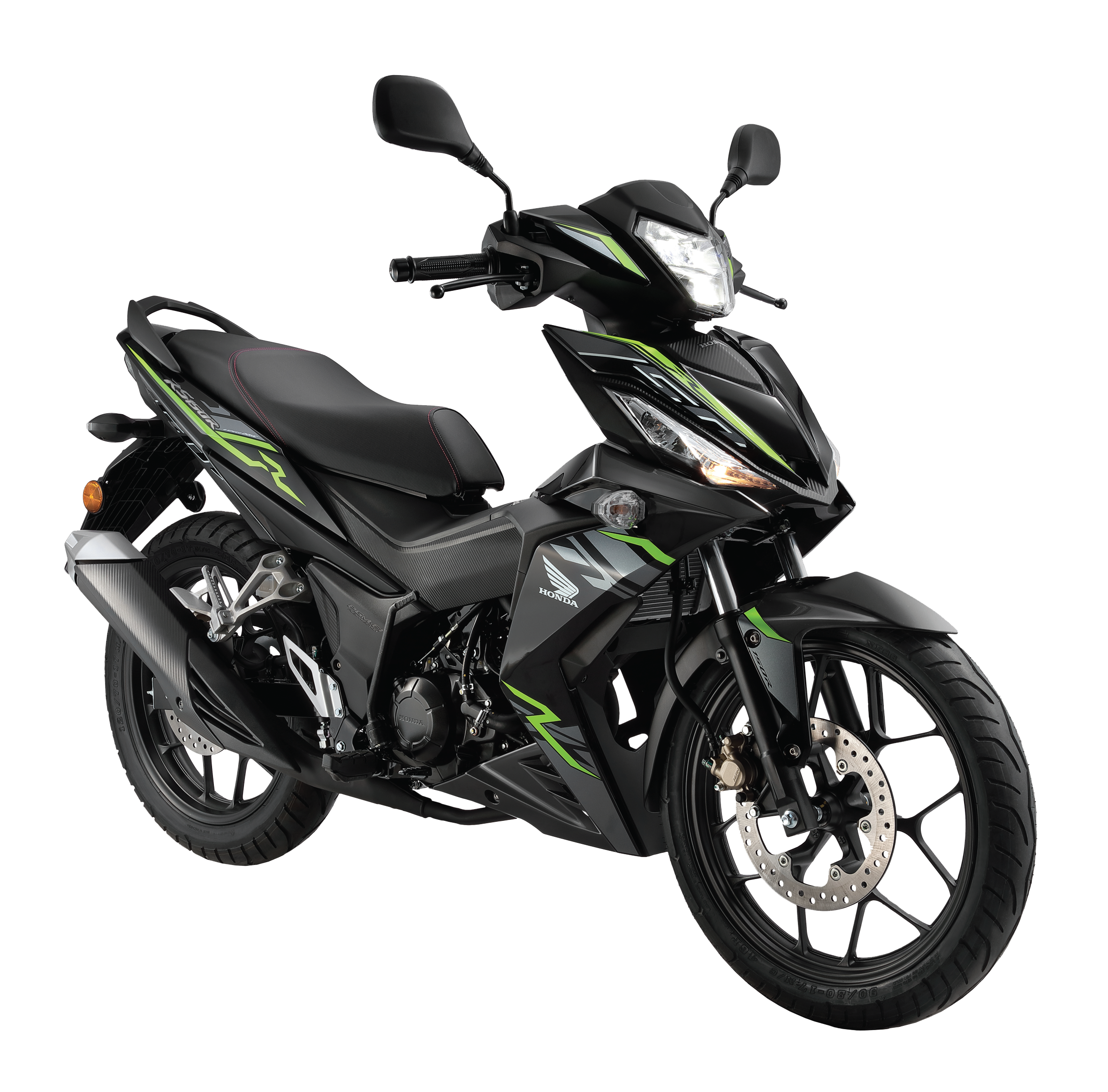 Honda drawing customized. Boon siew unveils rs