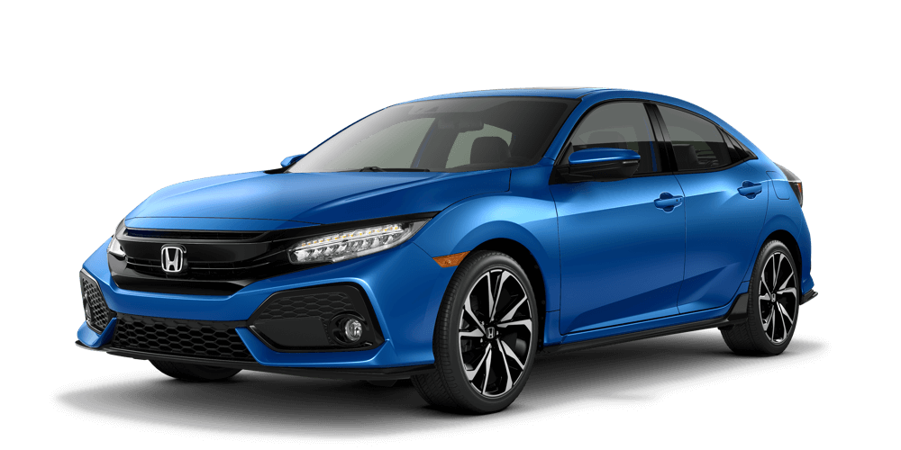 Honda drawing civic hatchback. The versatile