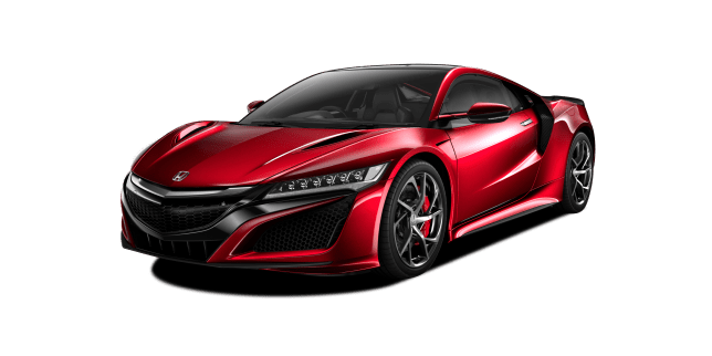 cars transparent nsx