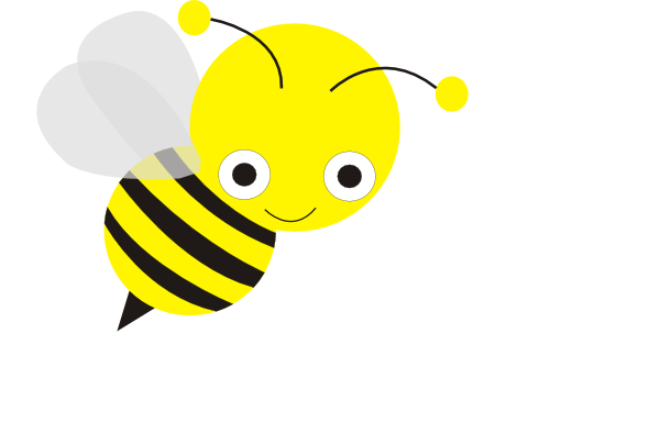 Honey bee clipart png. Clip art pictures bees