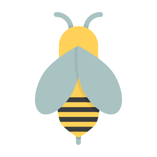 Honey bee illustration png. Courses for veterinarians join