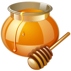 Rosh hashanah clipart apple honey. Free