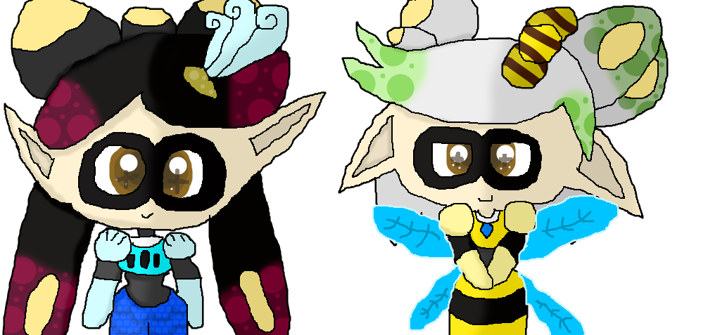 Honey clipart splash. Callie and marie by