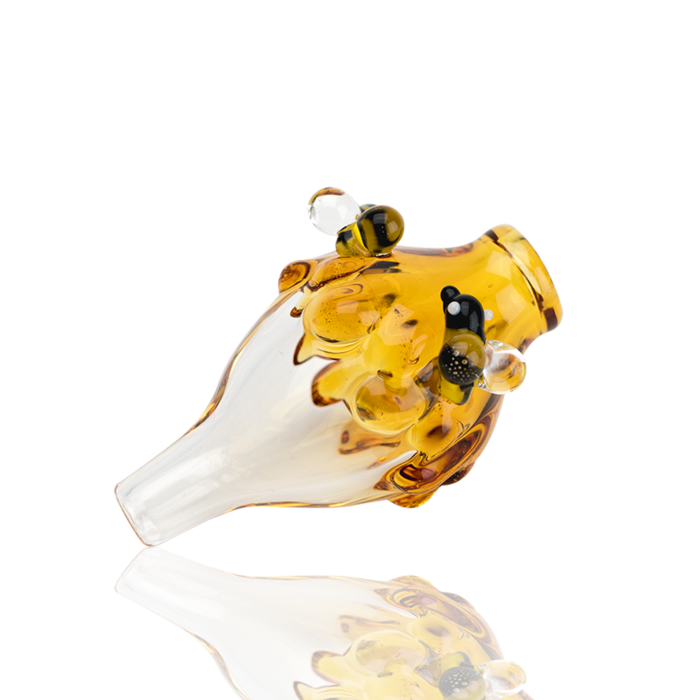 Honey drip png. Empire glassworks bubble cap