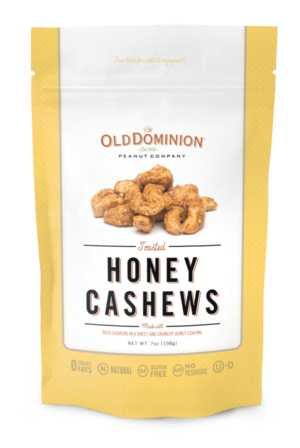 Transparent toast old. Dominion toasted honey cashews