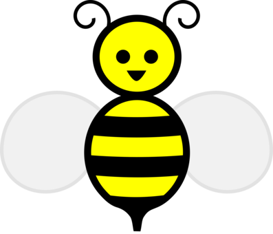 Honeycomb clipart bee fly. Honey insect bumblebee free