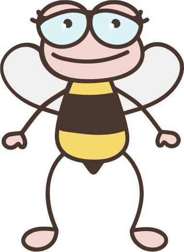 Honeycomb clipart bee fly. Download free png cute
