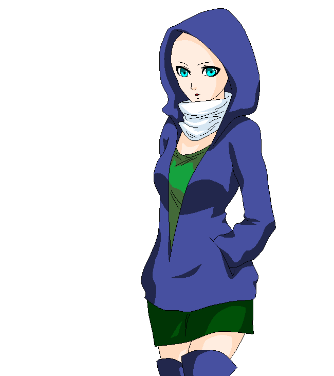 Hooded drawing base. Anime hoodie www imagenesmy