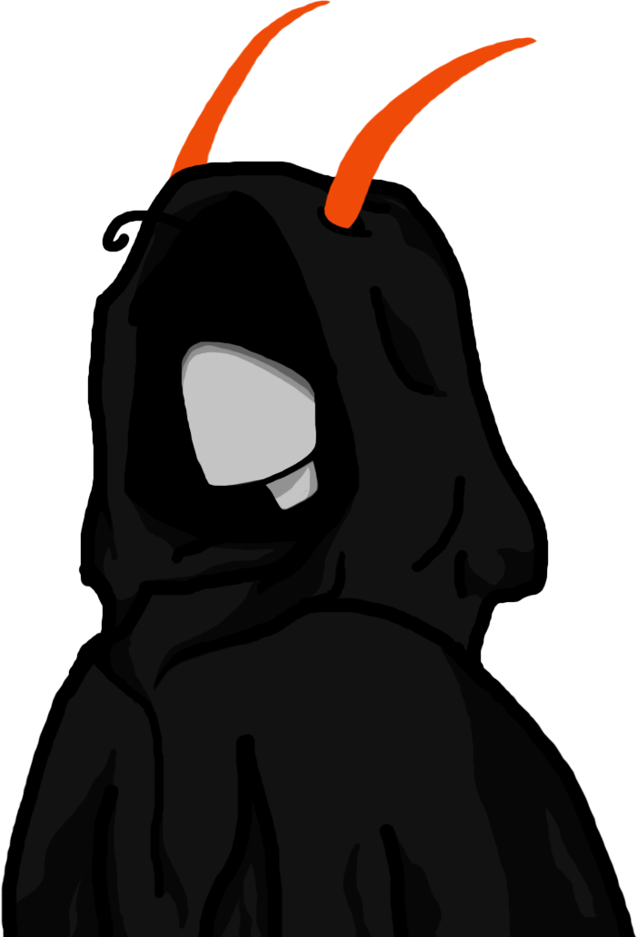 Rebel drawing hooded. Figure by jericieiliel on