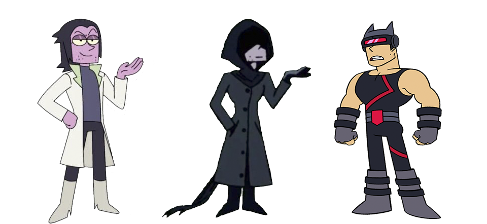 Monk vector hooded figure. Shadowy ok k o