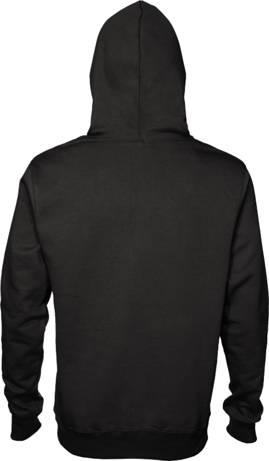 Tmp mens pullover middle. Hoodie back png clip free