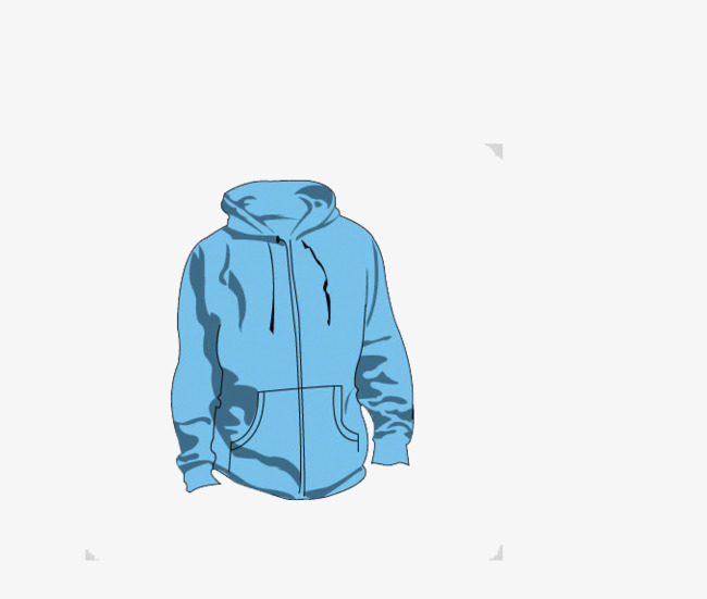 Hoodie clipart blue hoodie. Clothes pocket png image