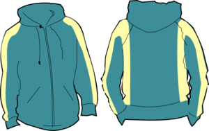 Clip art zip . Hoodie clipart cartoon hoodie graphic library library