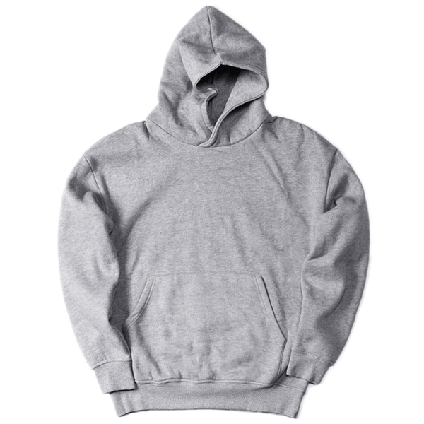 Hoodie transparent grey. Dsrcv essential oversized h