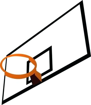 Hoop clipart baskeball. Clip art basketball free