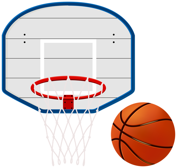 Hoop clipart basketball court. At getdrawings com free