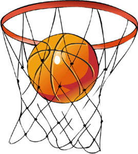 Hoop clipart varsity basketball. Girls