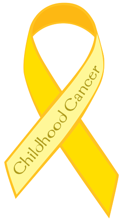 Cancer clipart childhood cancer. Hope for september is