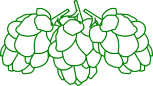 Vector hops bud. Free cliparts download clip