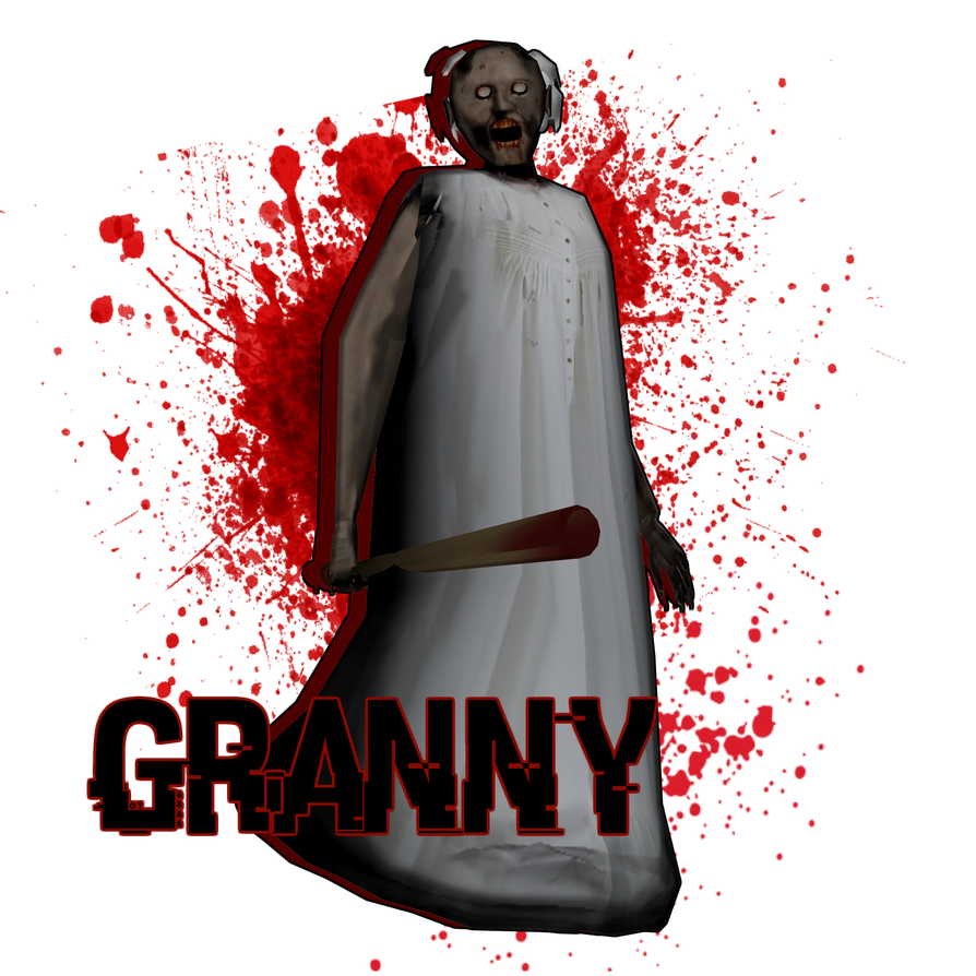 Horror games png. Horrorgames granny mobilehorrorgame by