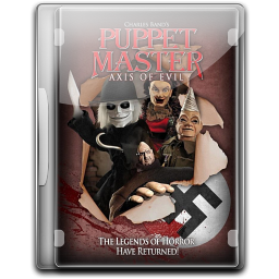 Horror vector evil. Download puppet master axis