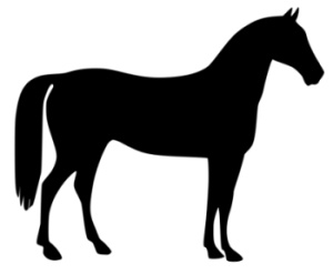 Horse clip art. Free and pony clipart