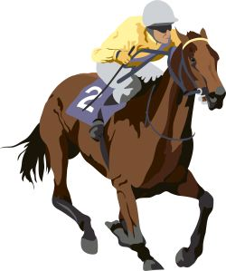 Horse clip art clear background. Free race