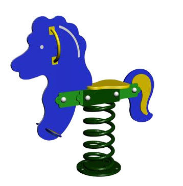 Horse clip art spring. Plywood rocker animals seat