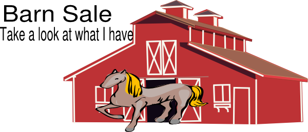Horse clip barn. Image free download