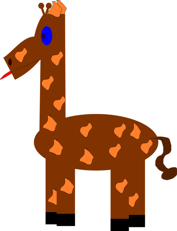 Horse clip giraffe. Download computer icons can