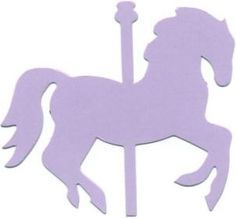 Horse clipart glitter. Carousel image pink in