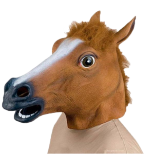 Horse head mask png. Free prime loot