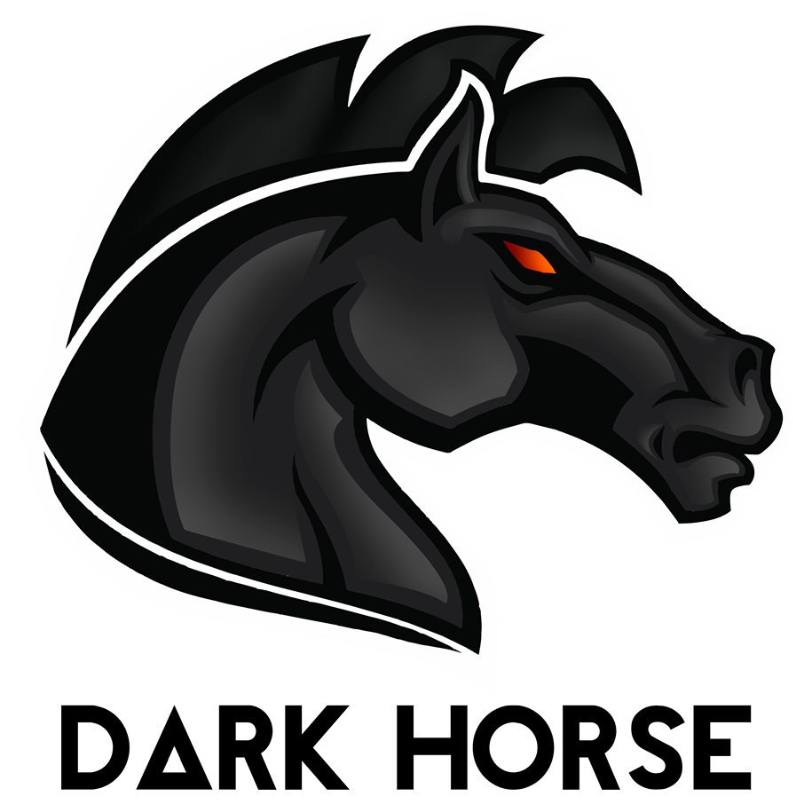Horse logo png. File dark leaguepedia league